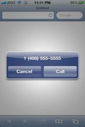 Tel-handler-iOS